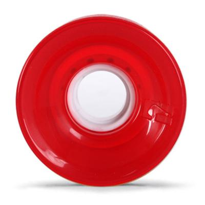 [GLOBE] BANTAM CLEAR RED SOFTIE / 62MM