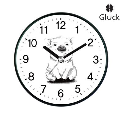 [GLUCK] 글륵 욕실 방수시계 GL2019S-111