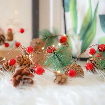 반짝반짝 Christmas 미니트리 가랜드 배터리미포함