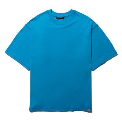CB 커버 하프 티셔츠 (블루)