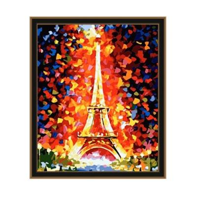 DIY 명화그리기 [ 에펠탑 ] - 40cm*50cm