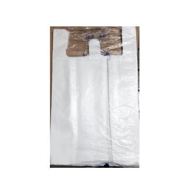 비닐쇼핑백 백유백 (48 x57cm) 70매 X20 손잡이봉투