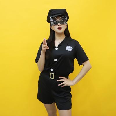 섹시 경찰의상 4종세트