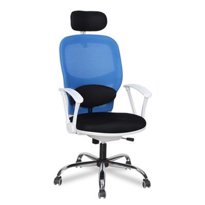 제이나 유니콘(백,스틸) 의자