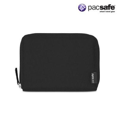 [팩세이프] RFIDsafe LX150 Black_RFID차단 지갑