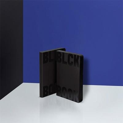 그래픽 노트 스몰 - BLACK BOOK