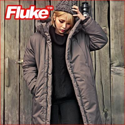 [플루크 패딩] 어빌리크 헤비 야상 패딩 점퍼 카키 FPJ1524-KHAKI FLUKE 15FW