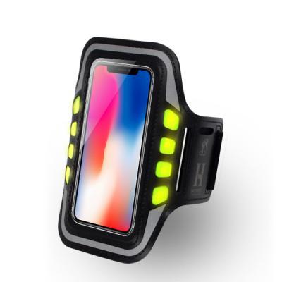 HICKIES 아이폰X LED 라이트 고급 스포츠 암밴드