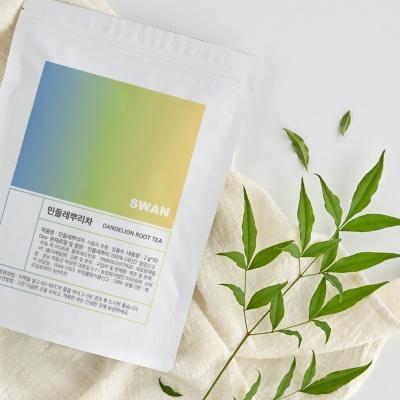 국내산 디카페인 민들레뿌리차 대용량 삼각티백 100T