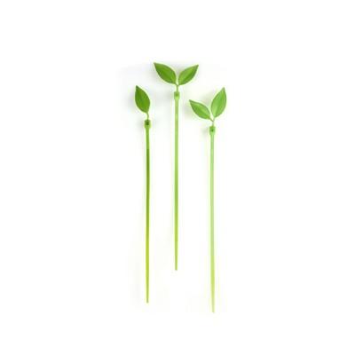 [Lufdesign] Leaf Tie(12set) ,디자인 케이블타이,케이블 정리,루프디자인상품