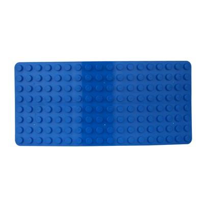 BRICKBRICK REGULAR F-PLATE BLUE