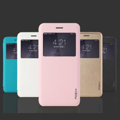 유니 레더 플립 아이폰6S 케이스