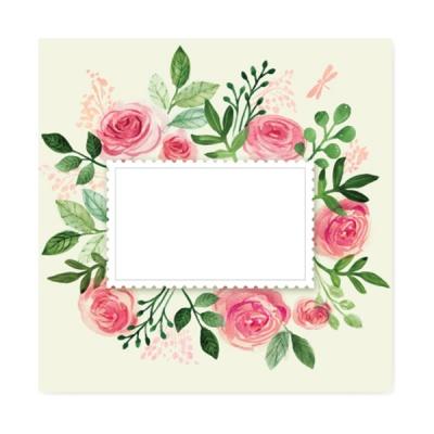 캘리그림엽서-꽃편지(10장)