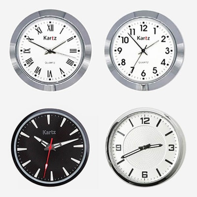 Kartz Clock 카츠클락 아날로그 차량용시계