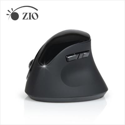 지오 인체공학 버티컬 무선 마우스 ZIO-M1980