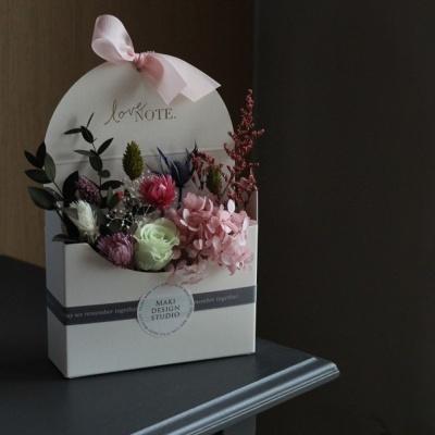 프리저브드꽃 포스트박스2