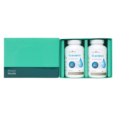 팜그린 콜라겐 2종 선물세트