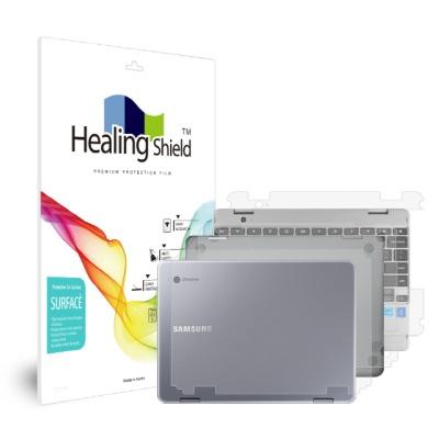 삼성 크롬북 플러스 V2 무광 외부보호필름 3종세트
