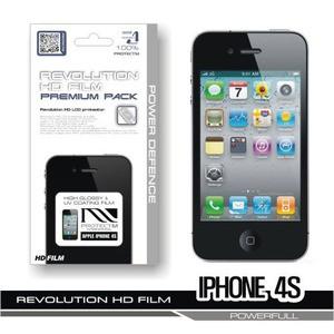 [프로텍트엠/PROTECTM] 아이폰4/4S/iPhone4/4S 레볼루션HD 올레포빅 액정보호필름