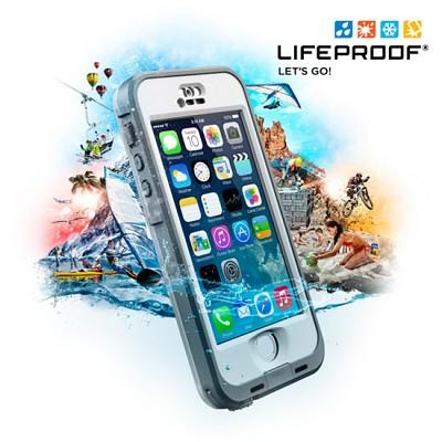 [Lifeproof] 아이폰5/5S 방수 케이스 IP-68등급 액정 개방형 Nuud 2108-02