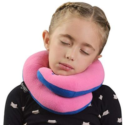 [비코지] 턱받침 기능 여행용 목베개 - 소형