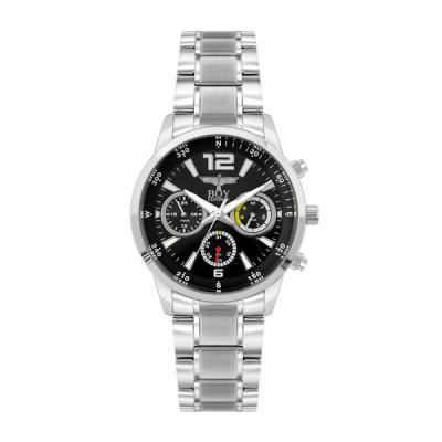 발칸335M 블랙옐로우 남성 메탈손목시계