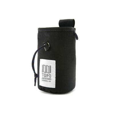 토포디자인 CHALK BAG BLACK TDCHB016