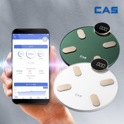 카스 스마트 체지방 체중계 BFA-S1G/W 택1