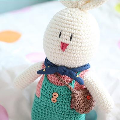 hobbyful 토끼인형 뜨개질 클래스