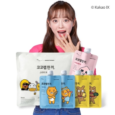 김세정의 원픽 코코랩한끼_스타터패키지+곡물&효소