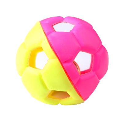 축구공 방울 애견장난감