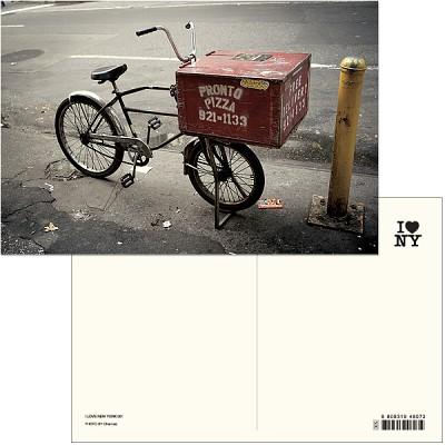 I LOVE NEW YORK (Post card ver.01) - New york 021