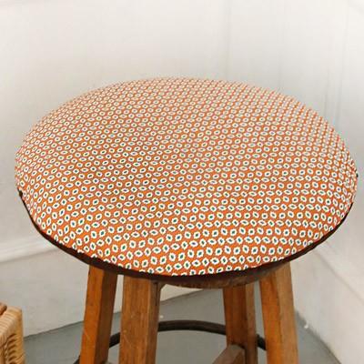Orange Macaron Mat