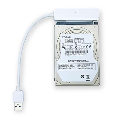 가장진보된 SSD/HDD 오픈형외장하드케이스 NV9-SLK100