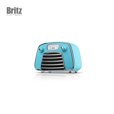 브리츠 BA-MK1 레트로 빈티지 블루투스 스피커
