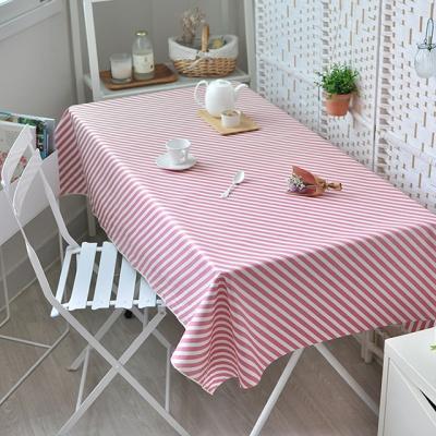 롤리팝 방수식탁보(핑크 2인~10인용)