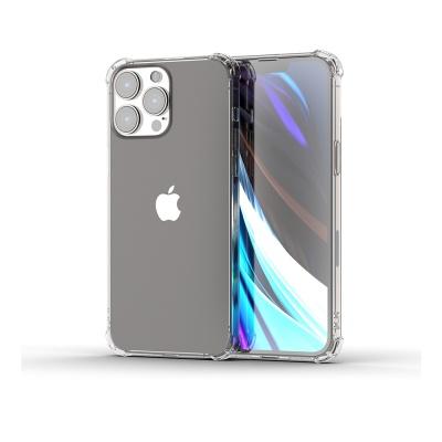 아이폰 13 Pro Max 아이스핏 TPU 투명 젤리 케이스