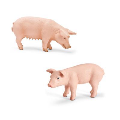 돼지 가족 세트
