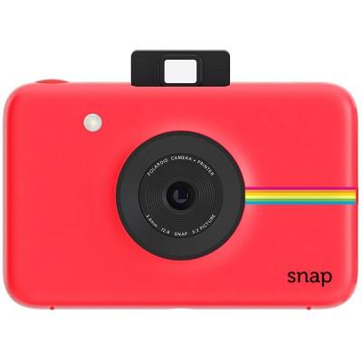 폴라로이드 디지털 즉석 카메라 SNAP 레드