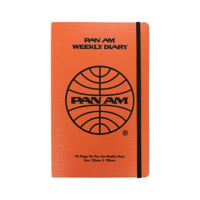 [PANAM] WEEKLY DIARY_ ORANGE