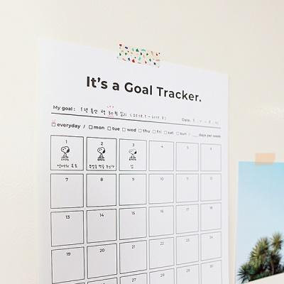 Goal Tracker-30days [A4]