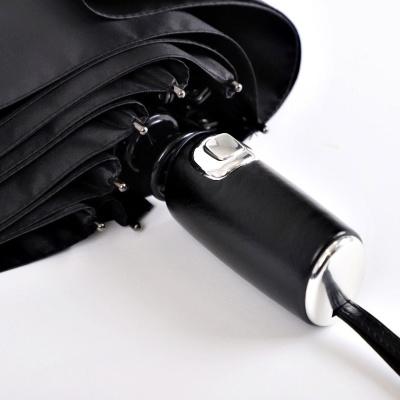 로베레 암막 자외선차단 3단자동 우산양산겸용 가죽