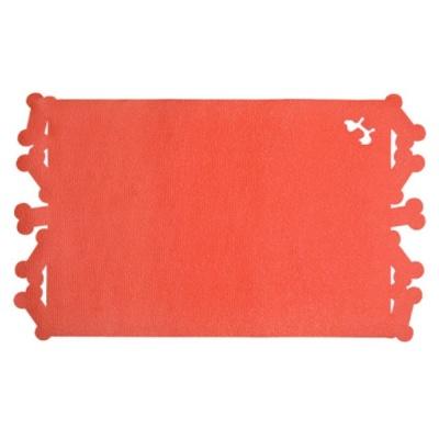미끄럼 방지 카펫 다용도 방수 소프트 패드레드