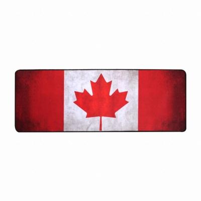 GAZUAA GAP 780 빈티지 국기 장패드 (캐나다)