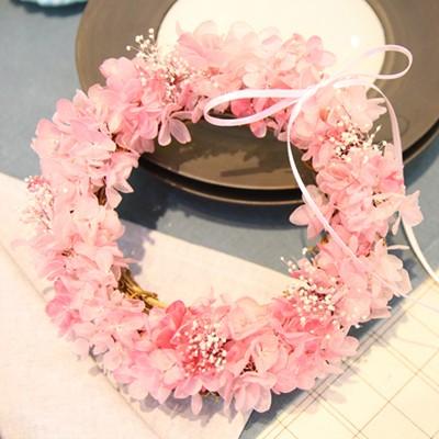 핑크 미니리스