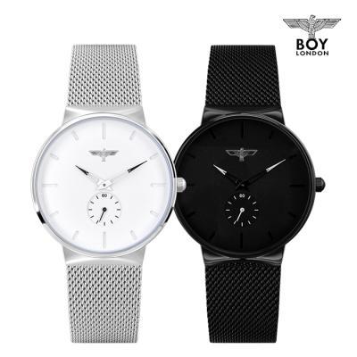 보이런던 미니멀 메쉬 시계 BLD1010M-series