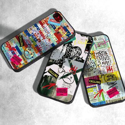 Graffiti 스피릿케이스 디자인커버+바디세트