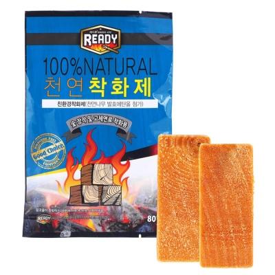 레디 큐 천연 착화제 80g