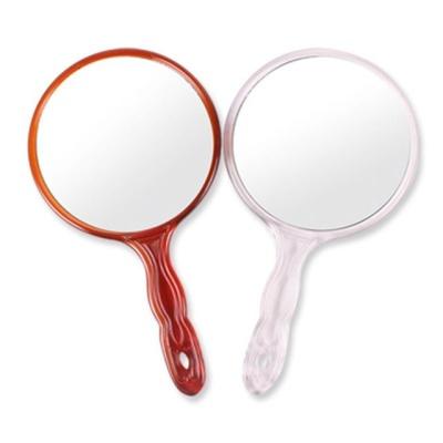 투명 손잡이 거울
