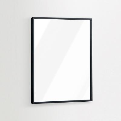 토안 심플 벽걸이 거울 600 (착불)